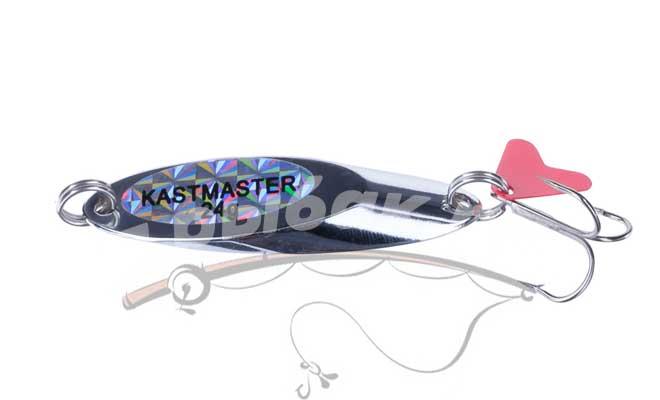 Кастмастер серебро с лепестком