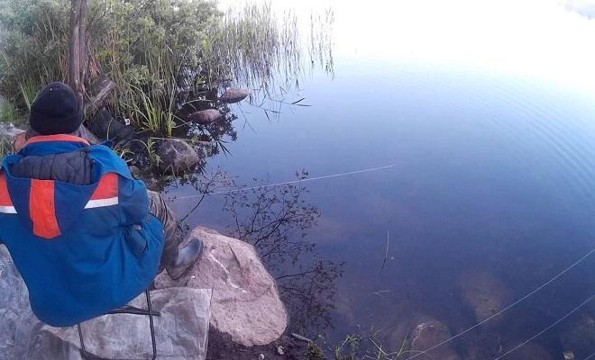 Рыбак, резинки